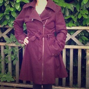 Catherine Malandrino long wool coat